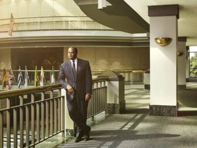 Mayor Kasim Reed, Atlanta Georgia