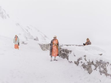Claus M. Morgenstern Exhibitions People Monk