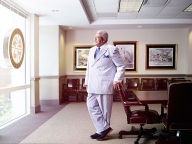 City Council Burrell Odom, Tuscaloosa Alabama