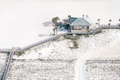 Claus M. Morgenstern Exhibitions Landscape White Sands