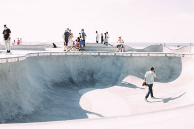 Claus M. Morgenstern Exhibitions Venice Skate