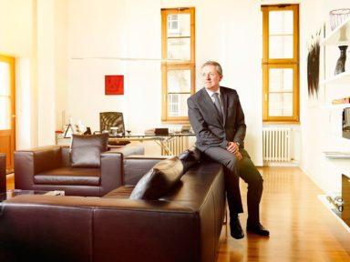 Mayor Dr. Peter Kurz, Mannheim Baden-Württemberg