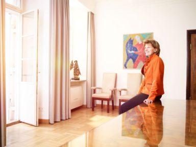 Mayor Christine Oppitz-Plörer, Innsbruck