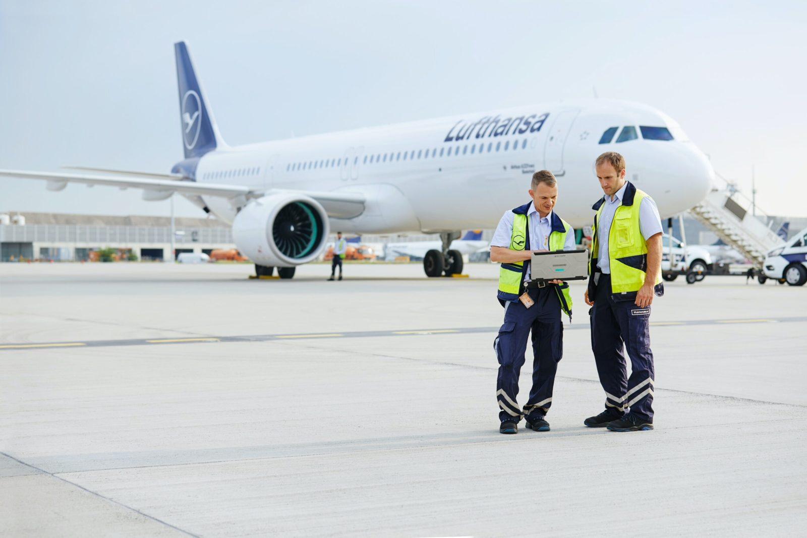 People Portfolio People Published Lufthansa AG