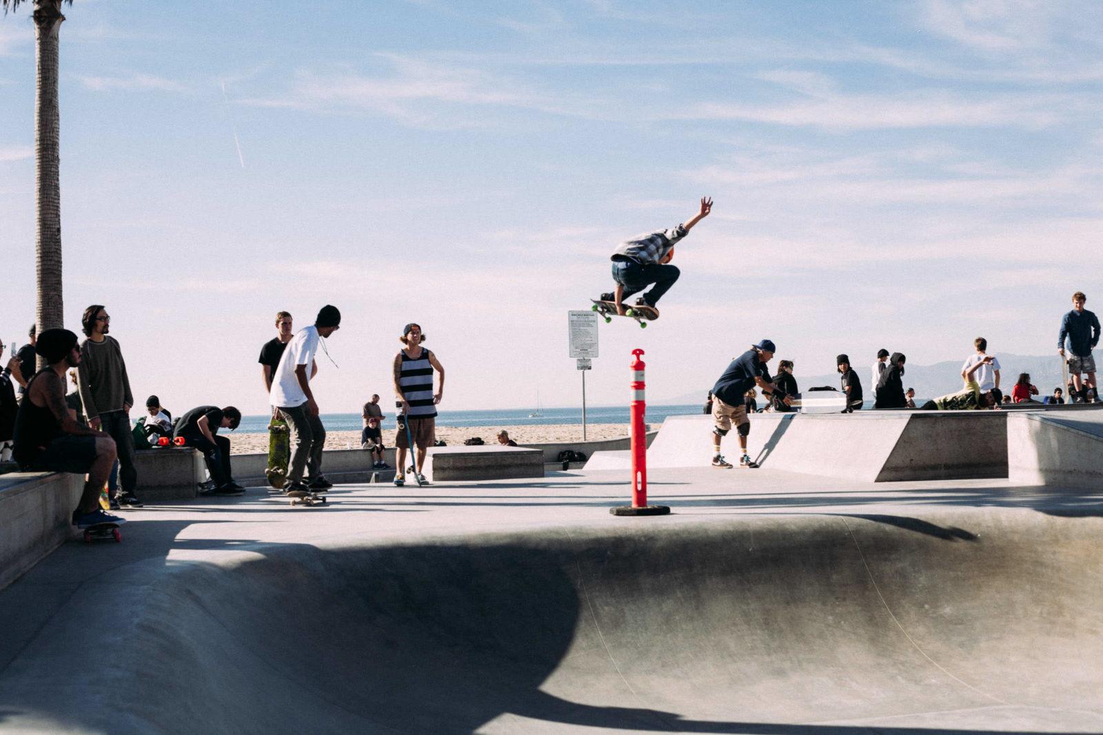 Claus M. Morgenstern Exhibitions Venice Skate