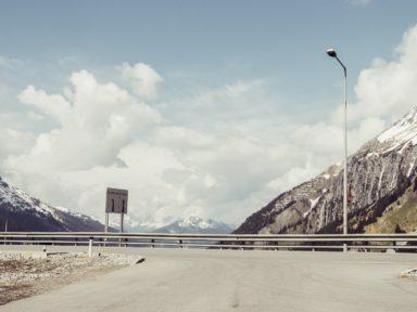 Claus M. Morgenstern Landscape Roadtrip Tirol