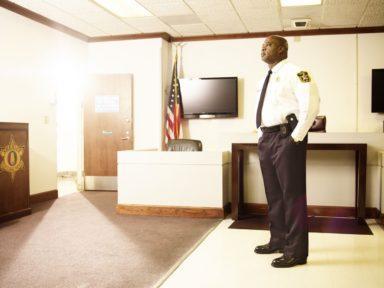 Sheriff Eric-Bailey, Tuscalooso-Alabama