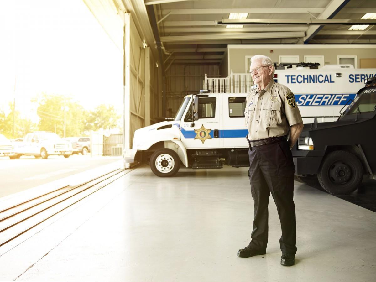 County Sheriff Billy Sharp, Tuscaloosa Alabama